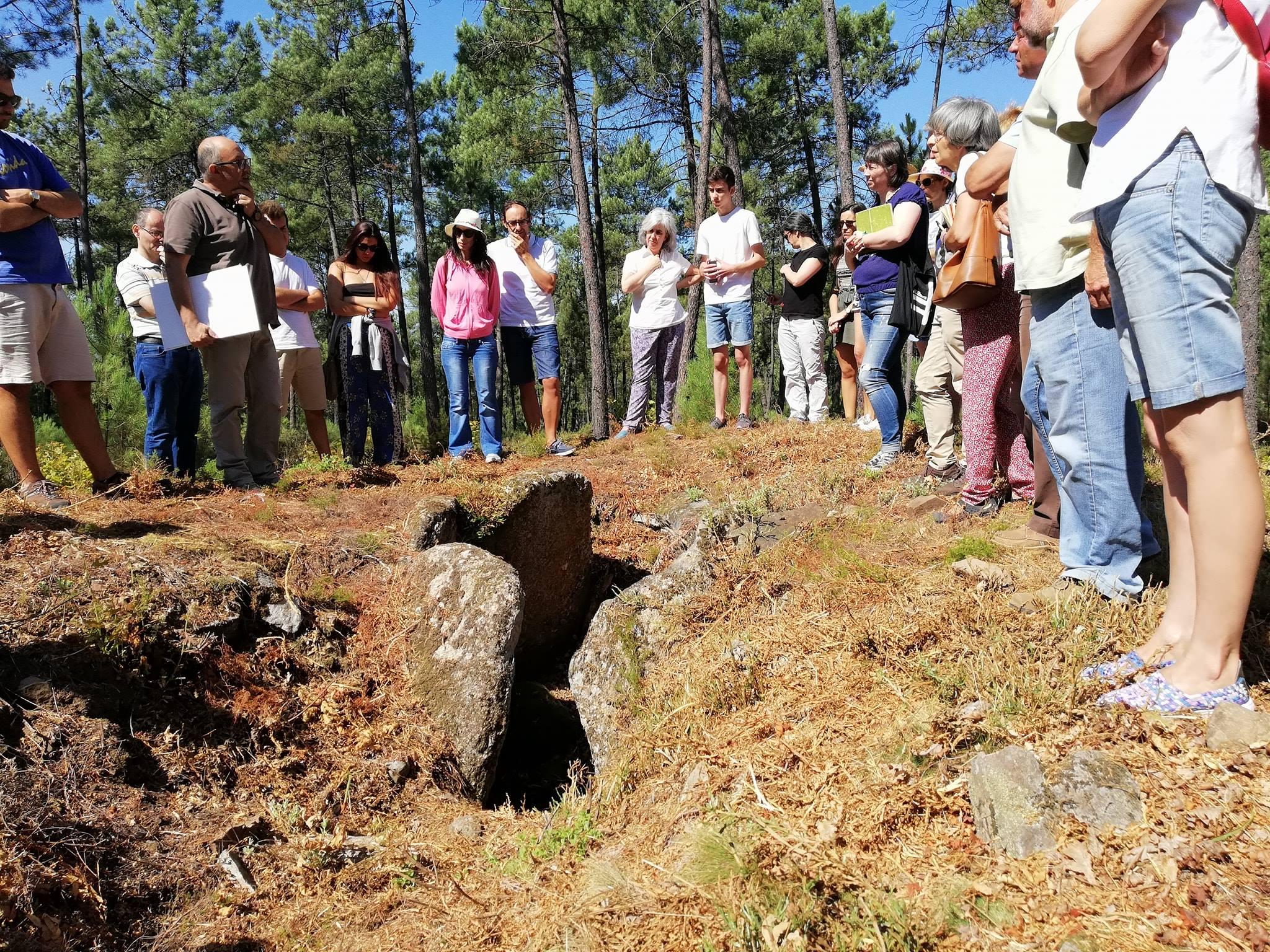 As descobertas megalíticas de José Coelho