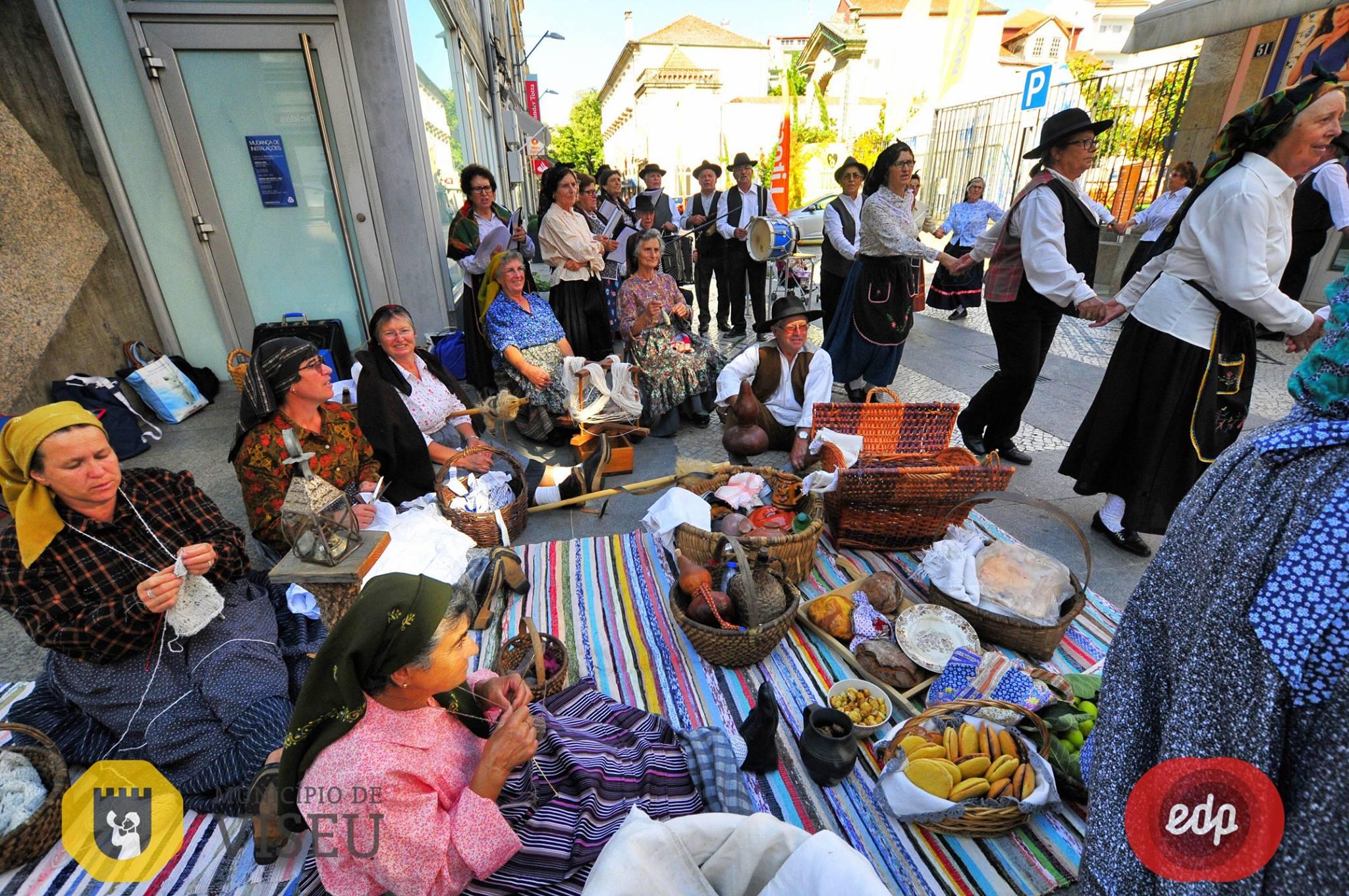 Gerações Ativas – Seniores de Côta estiveram presentes na  EDP Running Wonders de Viseu
